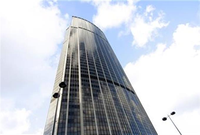 The Montparnasse Tower